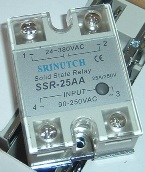 SSR  Solid State Relay SRINUTCH