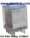 C4-A40X/DC24V COMAT PoweR RelayS @ SRINUTCH